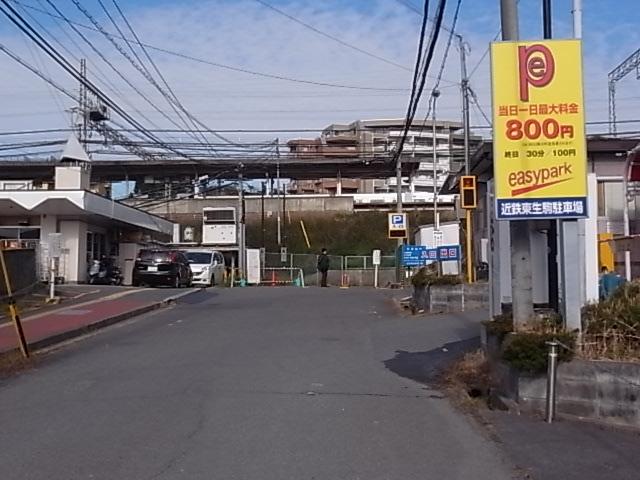 寿home駐車場2